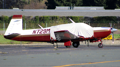 N729MR - Mooney M20R Ovation - Private