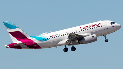 A picture of OELYX - Airbus A319132 - Eurowings - © Rui Sequeira