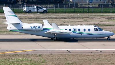 N407W - IAI 1124A Westwind II - Private