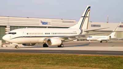 2-SGSG - Boeing 737-7H6(BBJ) - Gainjet Ireland
