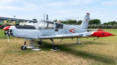 078 - Zlin 43 - Hungary - Air Force