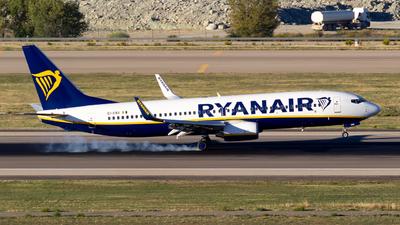 EI-ENX - Boeing 737-8AS - Ryanair
