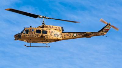 6-4834 - Bell 214A Isfahan  - Iran - Army