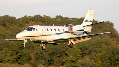 N555WZ - Cessna 560XL Citation Excel - Private