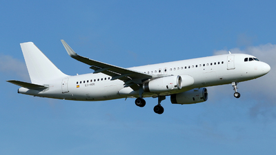 EC-MQE - Airbus A320-232 - Vueling Airlines