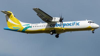 RP-C7287 - ATR 72-212A(600) - Cebu Pacific Air