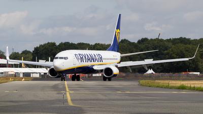 EI-GJN - Boeing 737-8AS - Ryanair