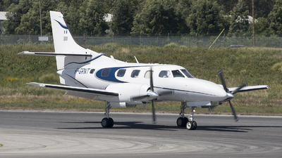 F-GRNT - Swearingen SA226-T Merlin IIIB - Airlec Air Espace