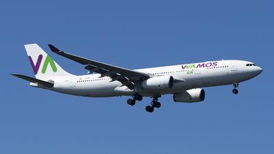 A picture of ECMAJ - Airbus A330243 - Wamos Air - © Jose R. Ortiz