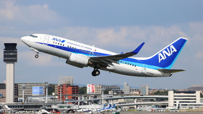 JA04AN - Boeing 737-781 - All Nippon Airways (ANA)