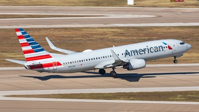 A picture of N957AN - Boeing 737823 - American Airlines - © Sweet Potato
