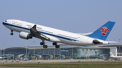 B-6135 - Airbus A330-223 - China Southern Airlines
