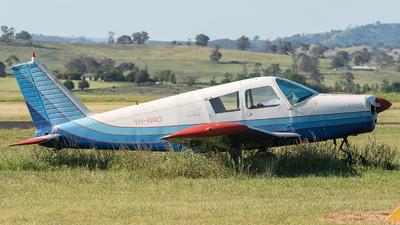 VH-WAO - Piper PA-28-140 Cherokee C - Private