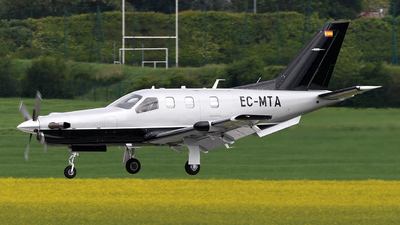 EC-MTA - Socata TBM-850 - Private