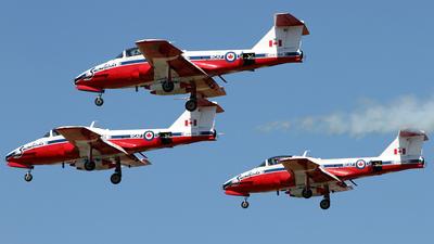 114096 - Canadair CT-114 Tutor - Canada - Royal Canadian Air Force (RCAF)