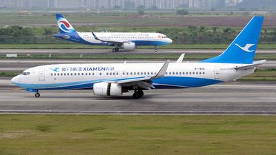 B-7826 - Boeing 737-85C - Xiamen Airlines