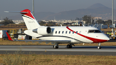 XA-LPZ - Bombardier CL-600-2B16 Challenger 605 - Private