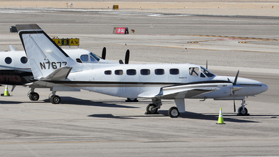 N767Z - Cessna 441 Conquest II - Private