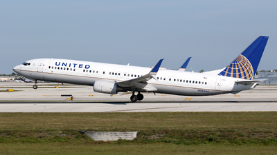 N36444 - Boeing 737-924ER - United Airlines