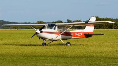SP-CKP - Reims-Cessna F152 - Private