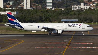 PT-MXC - Airbus A321-231 - LATAM Airlines
