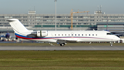 A picture of 9HYOU - Mitsubishi Challenger 850 - Air X Charter - © Michael Knüfer