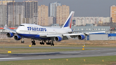 EI-XLI - Boeing 747-446 - Transaero Airlines