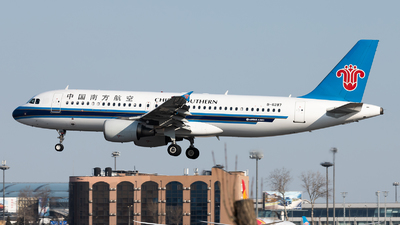 B-6287 - Airbus A320-214 - China Southern Airlines