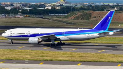 JA707A - Boeing 777-281(ER) - Untitled