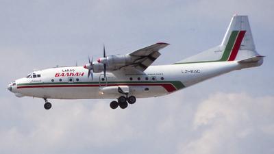LZ-BAC - Antonov An-12B - Balkan Bulgarian Airlines
