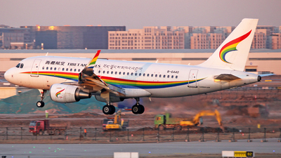 B-6440 - Airbus A319-115 - Tibet Airlines