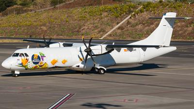 EC-MAF - ATR 72-212A(500) - Swiftair