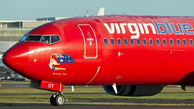 VH-VOT - Boeing 737-8FE - Virgin Blue Airlines