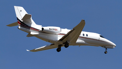 N630QS - Cessna Citation Latitude - NetJets Aviation
