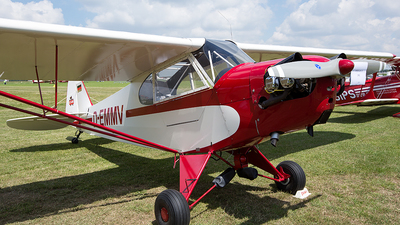D-EMMV - Piper J-3C-65 Cub - Private