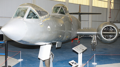WK935 - Gloster Meteor F.8 - United Kingdom - Royal Air Force (RAF)
