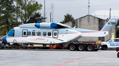 5Y-EXZ - Sikorsky S-92A Helibus - Everett Aviation