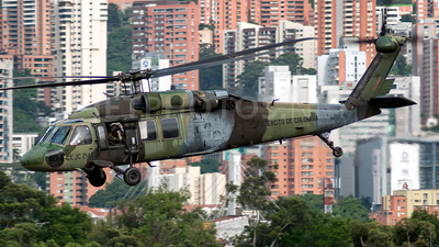 EJC-2145 - Sikorsky UH-60L Blackhawk - Colombia - Army