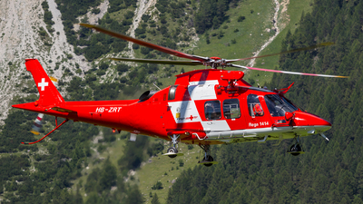 HB-ZRT - Agusta A109SP Da Vinci - REGA - Swiss Air Ambulance