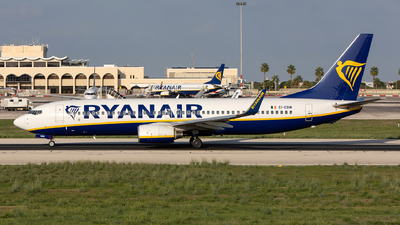 EI-EBW - Boeing 737-8AS - Ryanair