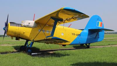 YR-APD - PZL-Mielec An-2R - Regional Air Services