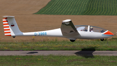D-3966 - Grob G-103 Twin Astir - Private