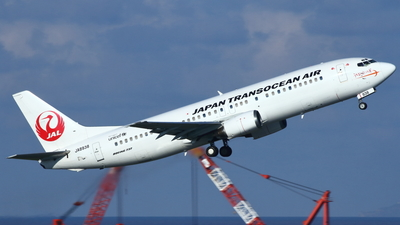 JA8938 - Boeing 737-4Q3 - Japan TransOcean Air (JTA)