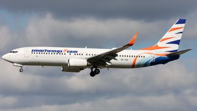 OK-TSQ - Boeing 737-8KN - SmartWings