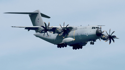 A picture of ZM413 - Airbus A400M -  - © Medolago Manuel