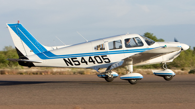 A picture of N54404 - Piper PA28140 - [287425123] - © Jeremy D. Dando