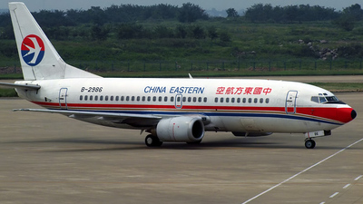 B-2986 - Boeing 737-3W0 - China Eastern Airlines