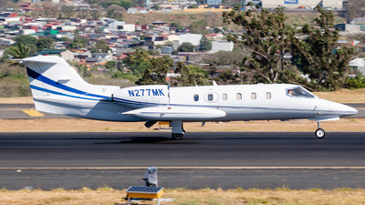 N277MK - Bombardier Learjet 35A - Private