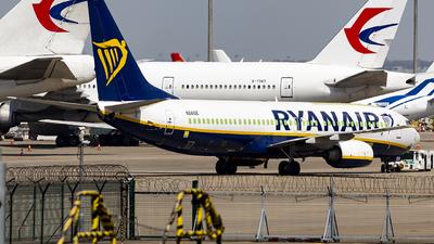N241GE - Boeing 737-8AS - Ryanair