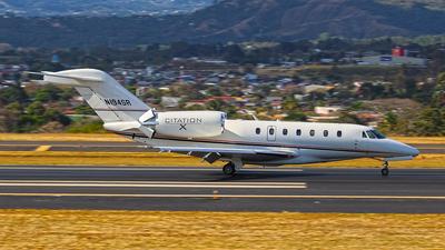 A picture of N194SR - Cessna 750 Citation X - [7500112] - © Steven Víquez Redondo